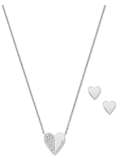 Michael Kors Kolye Gümüş